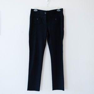 Inc International Concepts Black Knit Pants Size 6